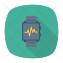 Watch Pulses Time Icon