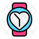 Watch Clock Tome Icon