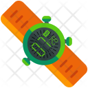 Analog Watch Time Icon