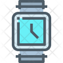 Watch Wristwatch Clock Icon