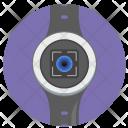Biometry Eye Detect Icon