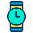 Clock Time Hand Watch Icon