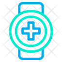 Smart Watch Watch Care Icon
