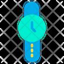Clock Watch Wrist Icon