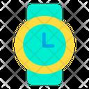 Wristwatch Time Timer Icon