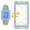Watch Connection Icon