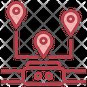 Watch Gps Smart Gps Smart Location Service Icon