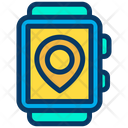 Watch Location Icon