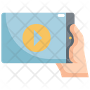 Movie Player Play Icon