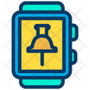 Watch Pin Icon