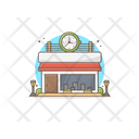 Marketplace Watch Outlet Storehouse Icon