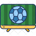 Watch soccer Icon