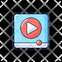 Video Ads Advertisement Icon