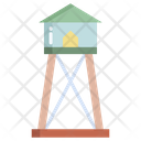 Xwatchtower Tower Security Icon