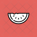 Water Melon Juicy Icon