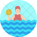 Water Polo Game Icon
