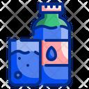 Water Milk Drink Icon