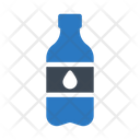 Water Bottle Plastic Icon