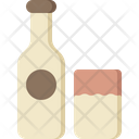 Water Drinks Bottle Icon