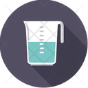 Water Kitchen Measure Icon