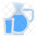 Water Drink Hydratation Icon