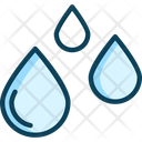 Waterm Water Water Drops Icon