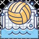 Polo Olympics Ball Icon