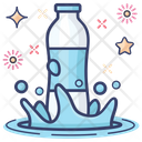 Water Mineral Water Bottled Water Icon