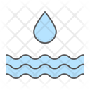 Water Drop Resources Icon