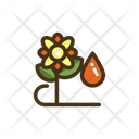 Water Watering On Plant Watering Icon