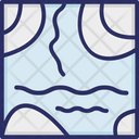 Water Sea Waves Icon