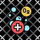 Water Adding Oxygen Icon