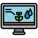 Water Nature Ecology Icon