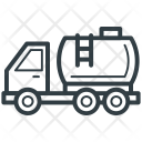 Water Tank Cargo Icon