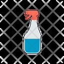 Water Spray Spray Bottle Icon