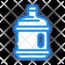 Water Plastic Bottle Icon