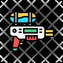 Water Gun Game Icon