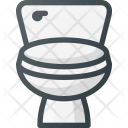 Water Closet Toile Icon