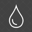 Water Drop Rain Icon