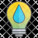 Water Oil Idea Icon