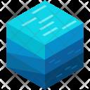 Water Terrain Isometric Icon