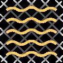 Water River Sea Icon