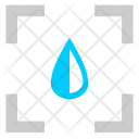 Detect Water Drink Icon