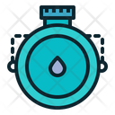 Flask Bottle Canteen Icon