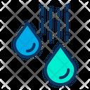 Energy Rain Water Icon