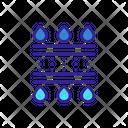 Water Aquifer Icon