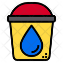 Water backet Icon