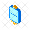 Barrel Watering Equipment Icon