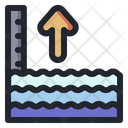 Water Barrier Dam Energy Icon