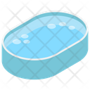 Water Bathtub Icon